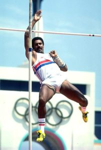 Daley Thompson Vintage Adidas