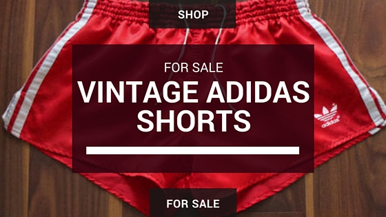 for sale vintage adidas shorts