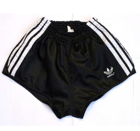 black adidas sprinter shorts