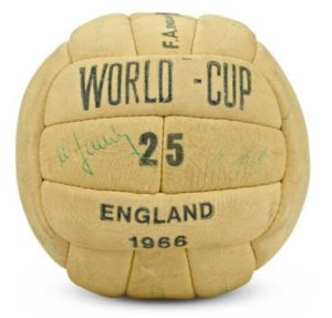 1966 World Cup Football