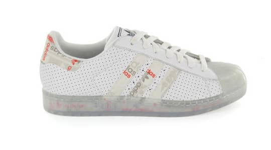 adidas Superstar CLR 2007 White