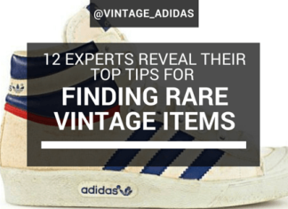 finding rare vintage