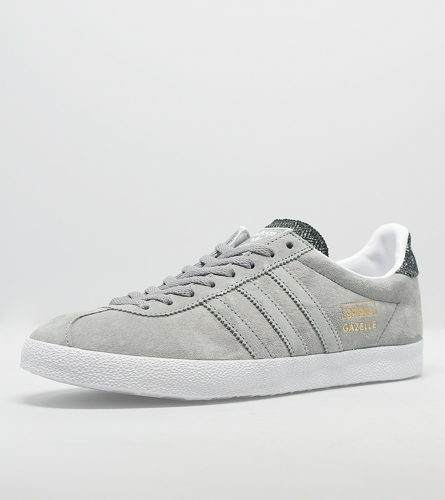 Pegajoso Observación preocupación  Buy adidas originals gazelle og leather white > OFF64% Discounted