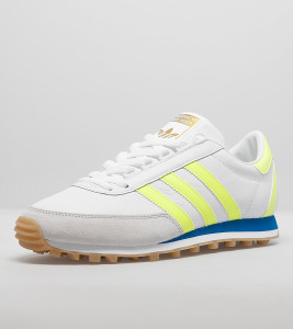 adidas Originals Nite Jogger - size? Exclusive, White/Solar