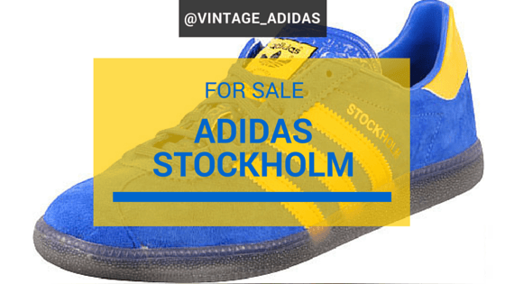 adidas originals stockholm sale