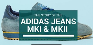 article header jeans