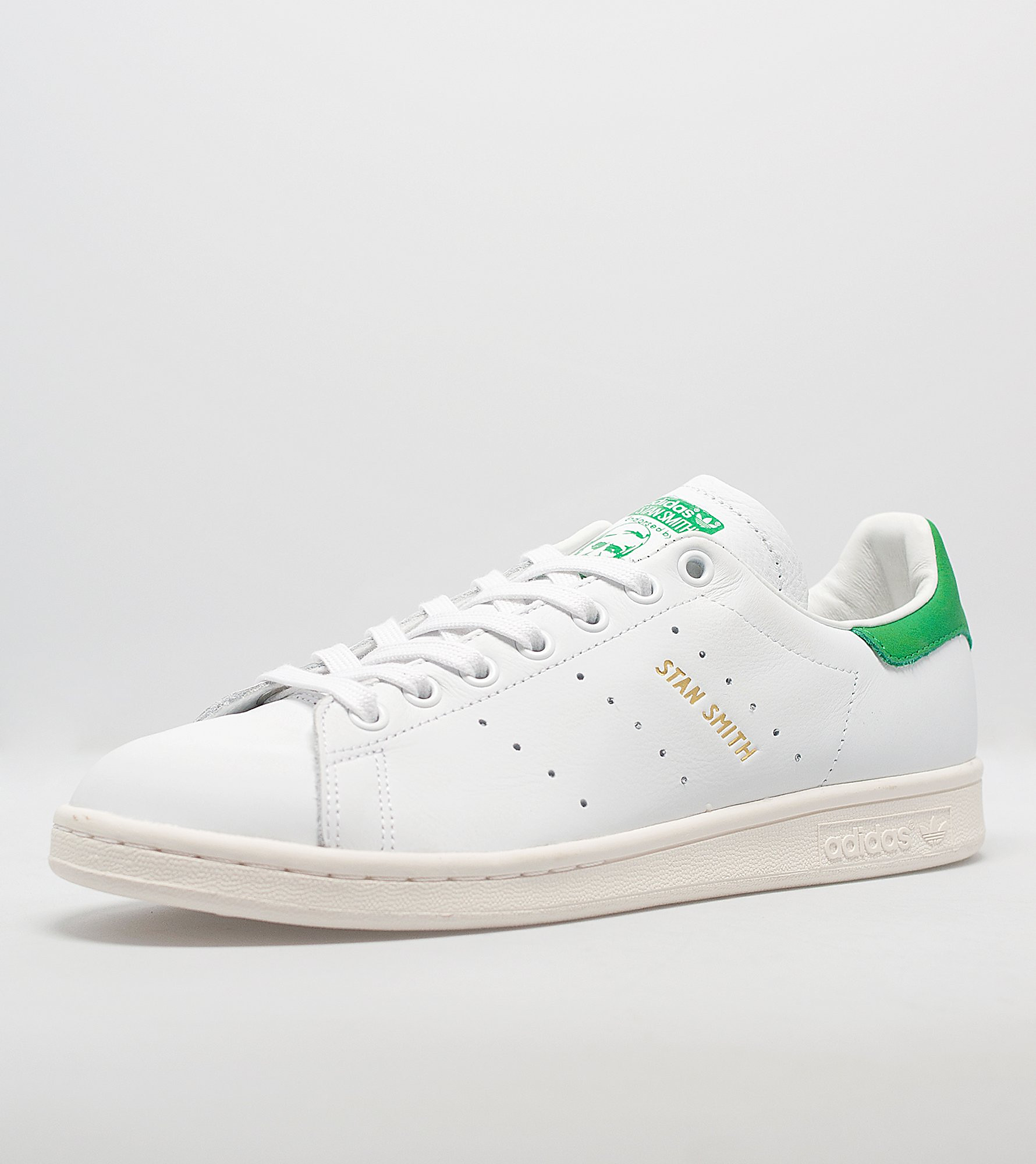 adidas originals stan smith 80s white/green
