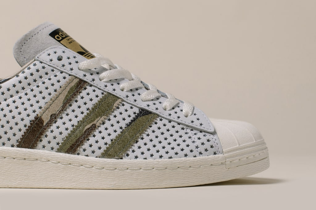 Coming Soon: Adidas x Kasina Superstar 80s Social Status