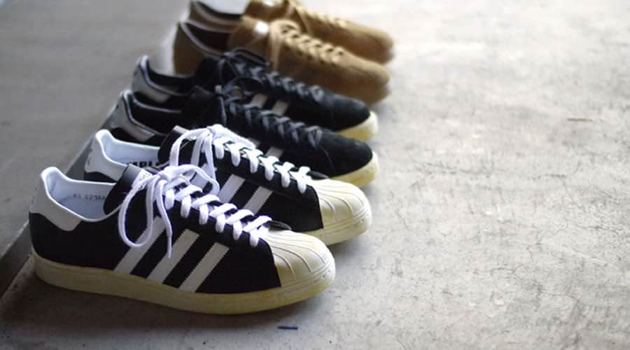superstar adidas vintage