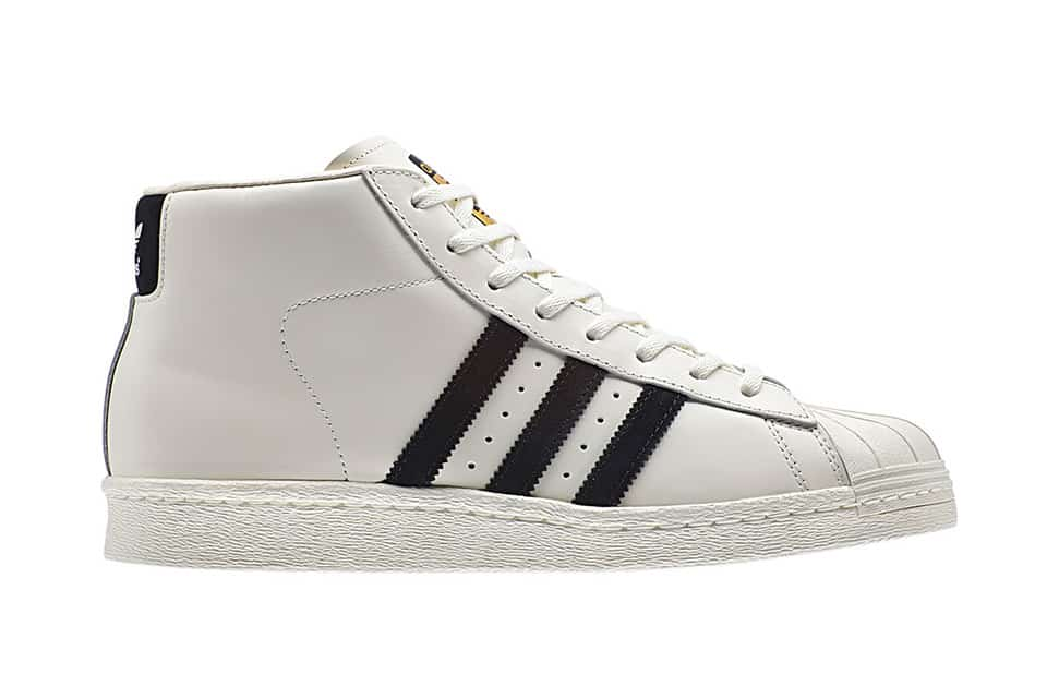 Adidas Superstar Boots White